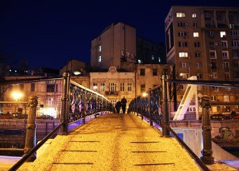 bridge bucharest low