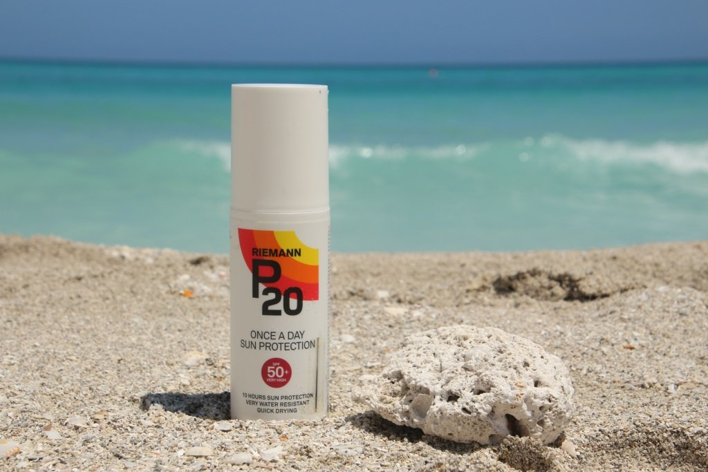 Image result for p20 sun cream