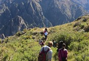 View Colca canyon