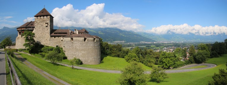 vaduz castle low