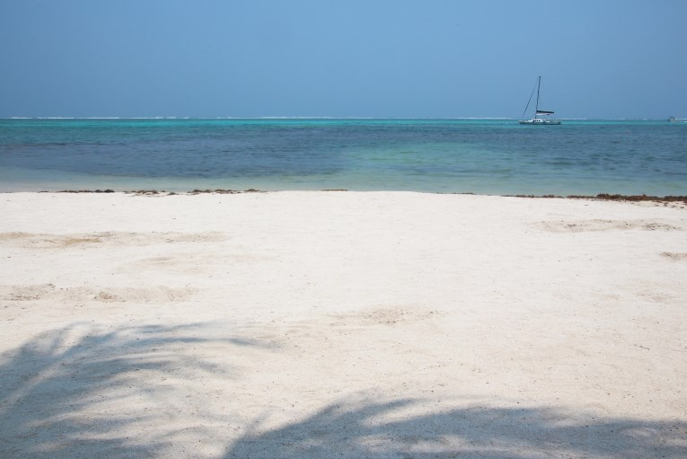 ambergris caye boat low