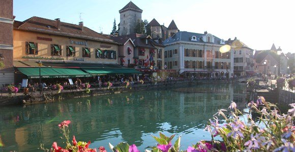 Top 10 sights Annecy