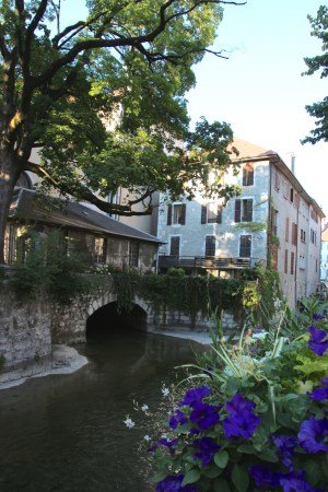 Canals of Annecy