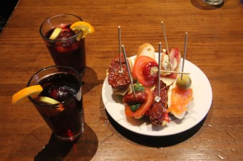 Tapas and Sangria