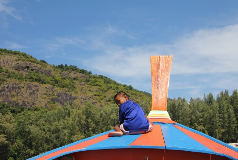 ko adang little boy