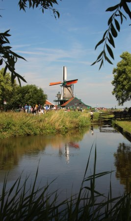 Zaanse mill low