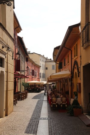 Cute streets of Bardolino