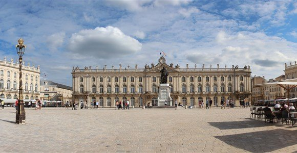 Top 10 sights Nancy