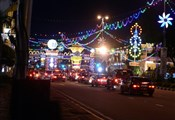 Brunei by night