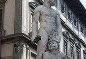 Florence, statue 2