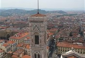 Florence, view from Duomo