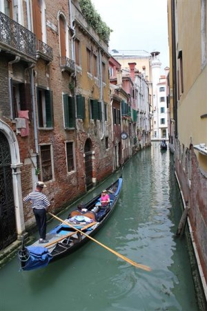 Venice, just a small canel