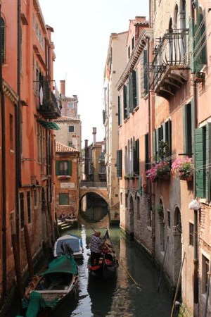 Venice, another small canel